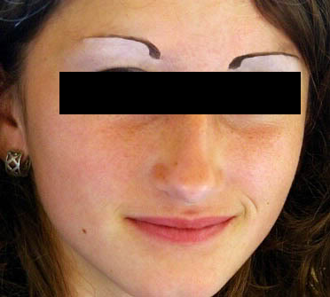 Really Thin Eyebrows | www.pixshark.com - Images Galleries ...